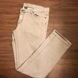 Denim - Patagonia Grey Wash Denim Jeans Size 32